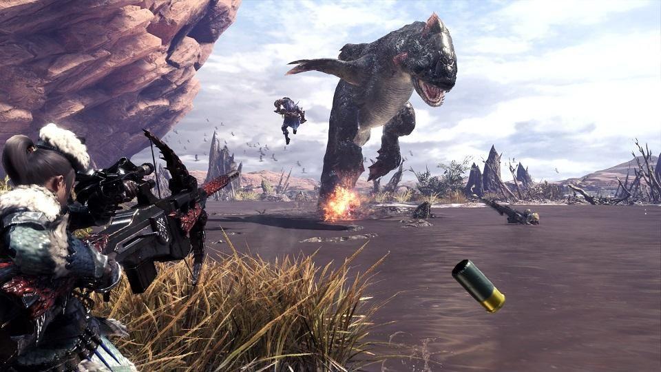 Download Monster Hunter World On PC
