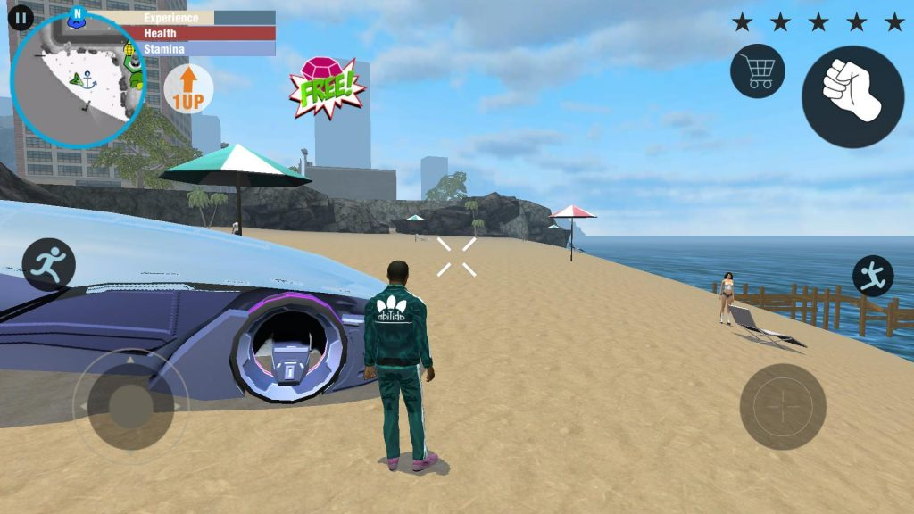 Real Gangster Crime Game Download For PC