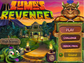 Download Zuma Revenge Full Version For Free