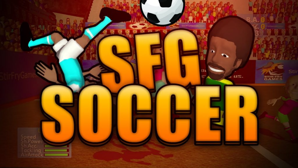 sfg soccer full version Download
