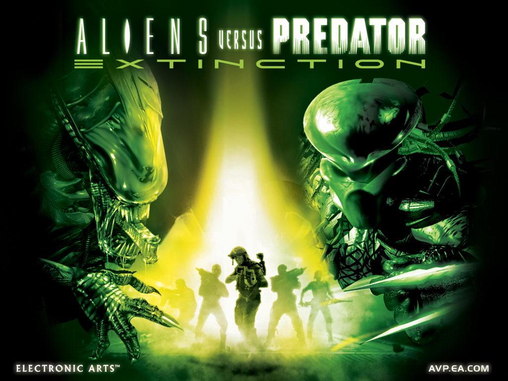 Alien vs. predator extinction game pc free download