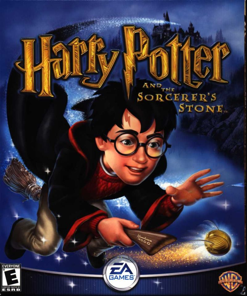 Harry Potter and the sorcerer's stone pc game windows 10