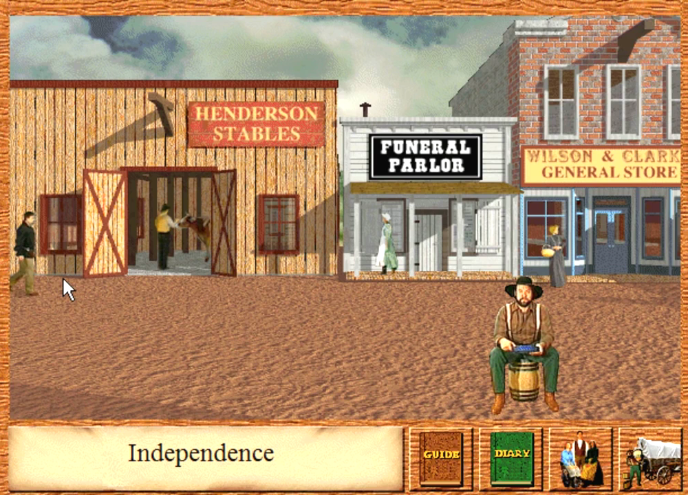 oregon trail game download free