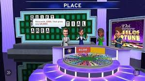 Wheel of fortune pc game