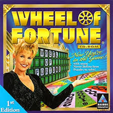 Wheel Of Fortune PC Game Download
