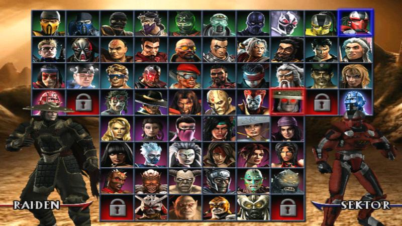Mortal Kombat 5 Game Free Download