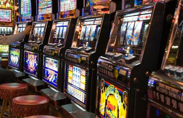 Common Types of Slot Machine Games