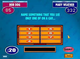 Family Feud PC Game
