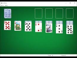 Free Classic Solitaire