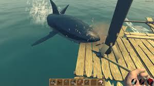 Raft Survival Game