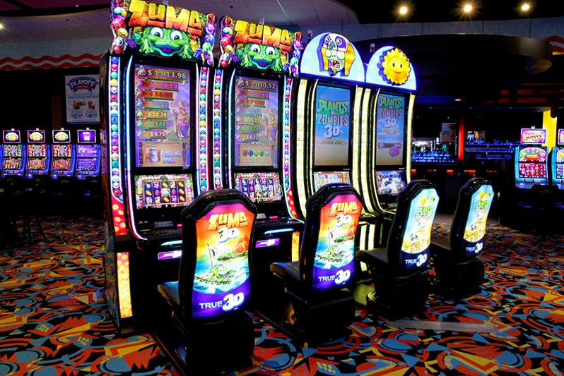 The Evolution of Slot Machines