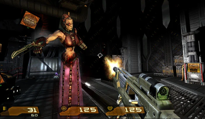Alien Shooter 3 Game