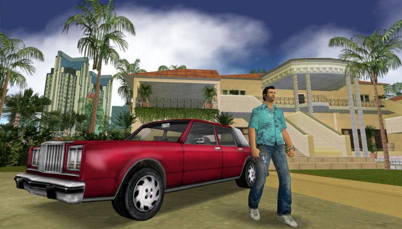 Gta Vice City Ultimate Free