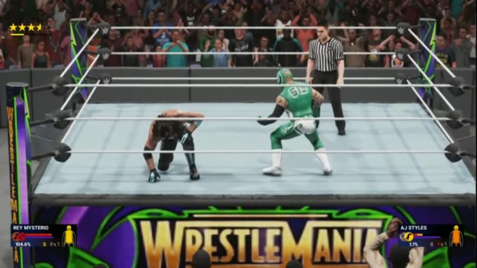 WWE 2k19 Game Download For PC