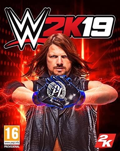 WWE 2k19 PC Download