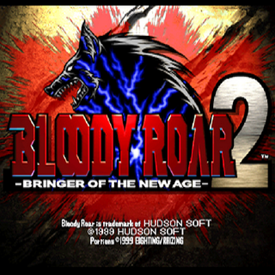 Bloody Roar 2 Game Download For PC