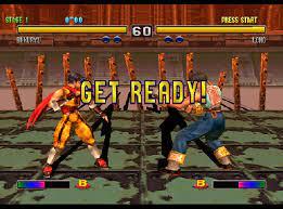 Bloody Roar 2 Game Download