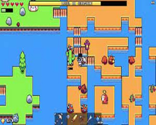 Download Forager Game