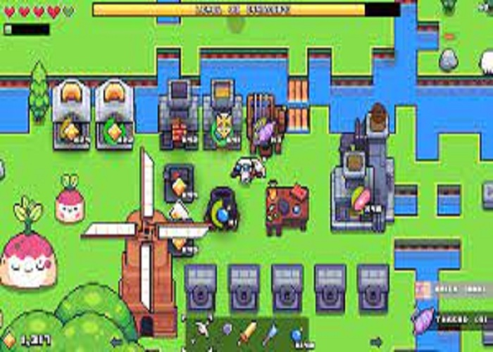 Forager Game Free Download
