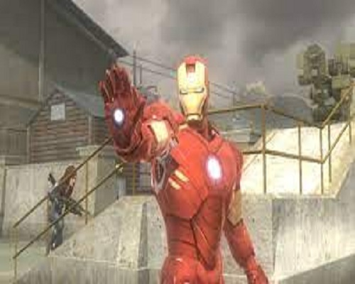 Download Iron Man 2 Game For PC