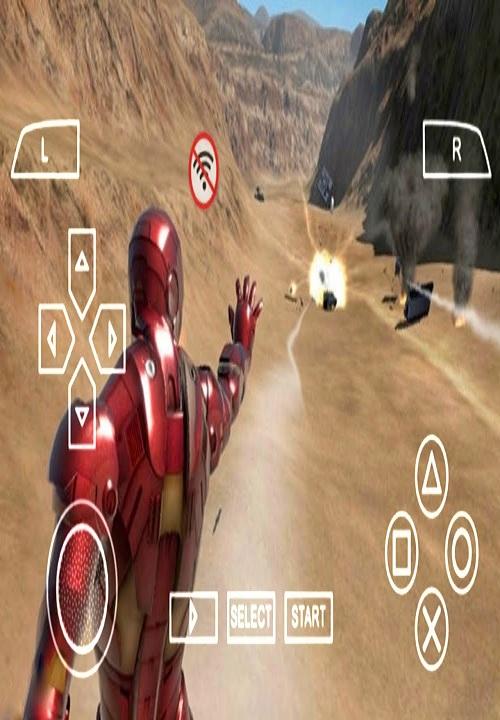 Download Iron Man Game