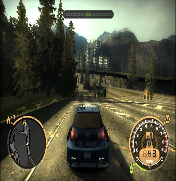 Download NFS Most Wanted 2005
