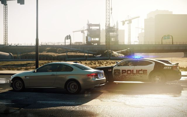 NFS Most Wanted 2012 Free