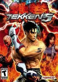 Tekken 5 Game Download For PC