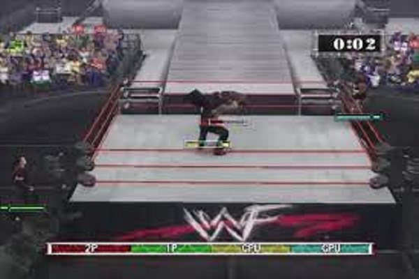 Download WWE Game For PC
