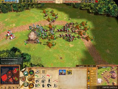 Empire Earth Full Version Zip Download