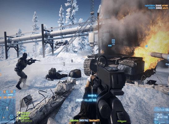 Download Battlefield 4 Highly Compressed