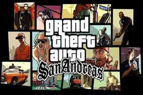 GTA San Andreas Download For PC Windows 10