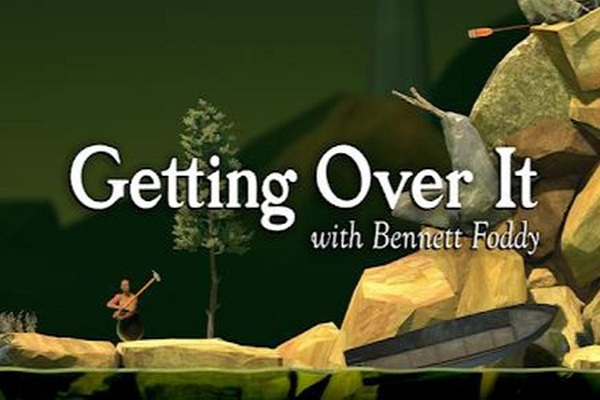 Getting Over It Free Download For PC