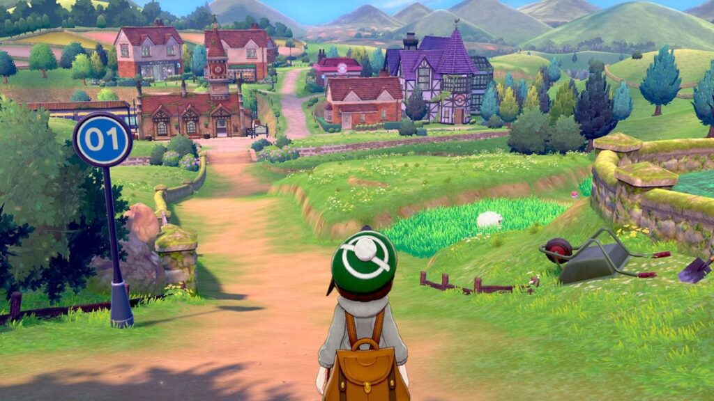Download Pokemon Sword And Shield For PC