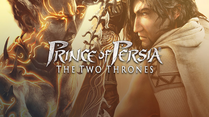 Prince Of Persia The Two Thrones Download For PC