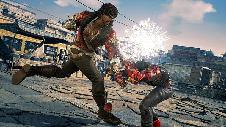 Download Tekken 7 For PC