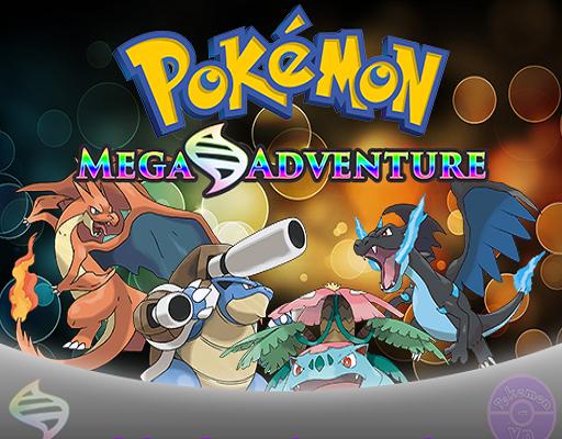 Pokemon Mega Adventure Download