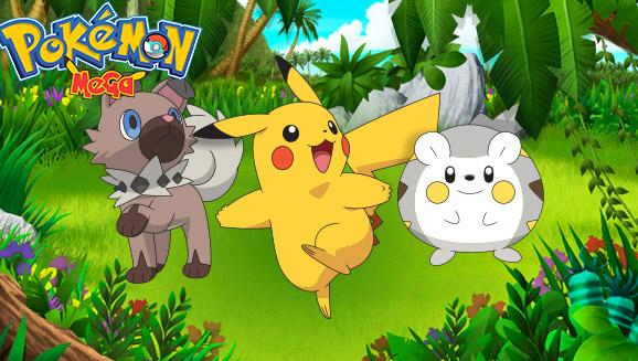 Download Pokemon Mega Adventure