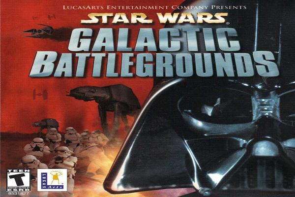 Star Wars Galactic Battlegrounds Download