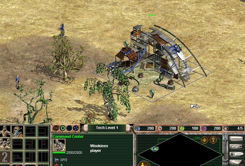 Download Star Wars Galactic Battlegrounds