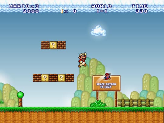 Super Mario Game Free Download For Windows 7