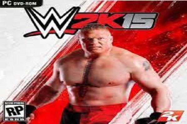 WWE 2k15 PC Download Highly Compressed