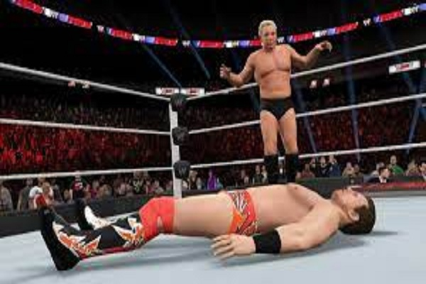 WWE 2k15 Download For PC